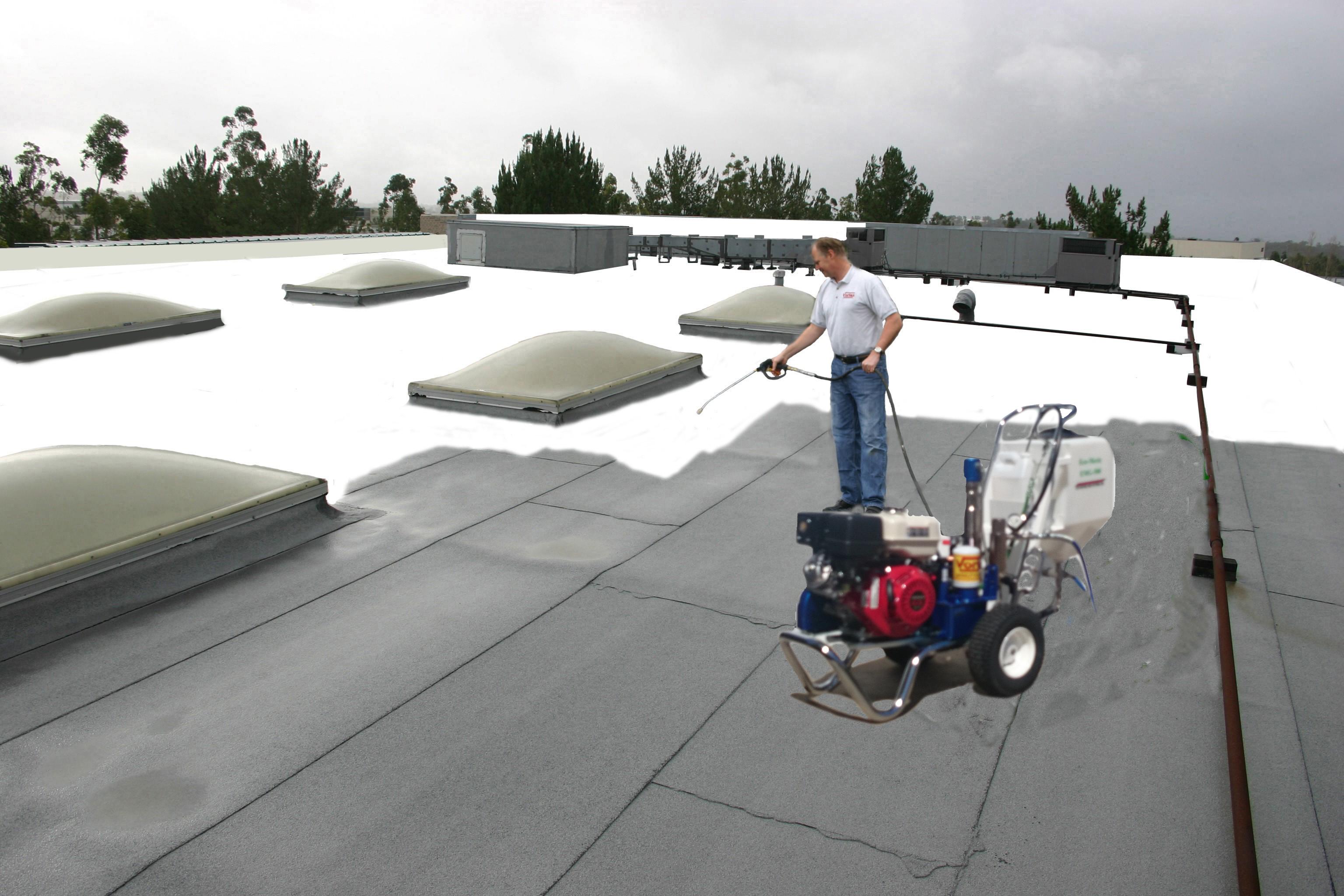 Eco Meric System Vortex Spray On Liners