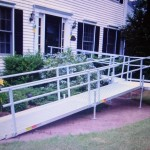 Safety First - Creating Slip Resistant Floors and Surfaces _Wheel Chair Ramp