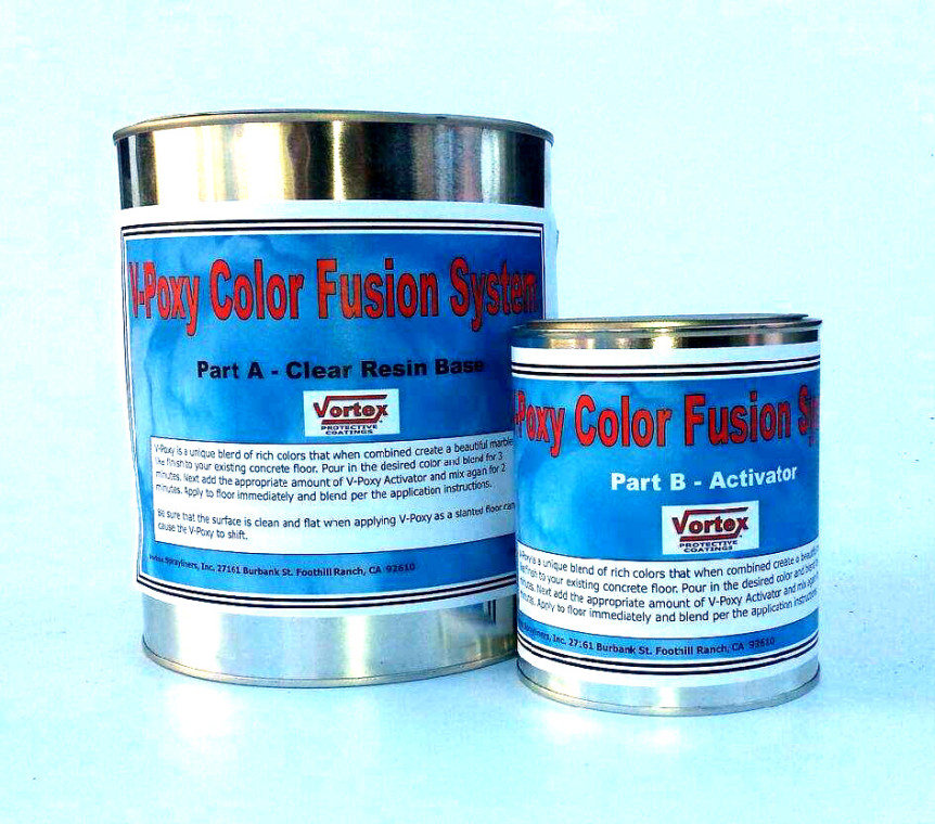 Create Stunning Floors With V-Poxy_Vpoxy-Clear-Gallon