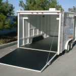 Vortex Spray On Liner- More Than Just Truck Beds _Motorcycle Trailer