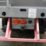 Pink Truck Bumper