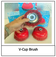 V-Cup Brush